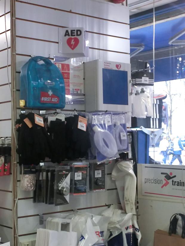 defibrillatori ovunque